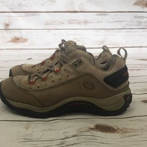 Merrell woman's hiking shoes